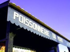 Never realised how close the French word for fish, poisson, is to poison.