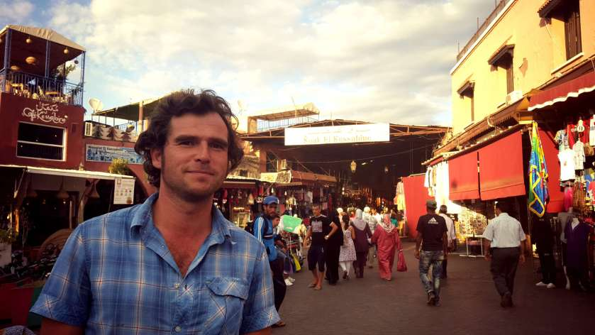 blogley in marrakech