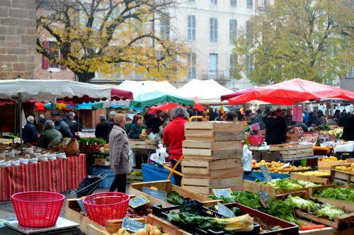 caussade market